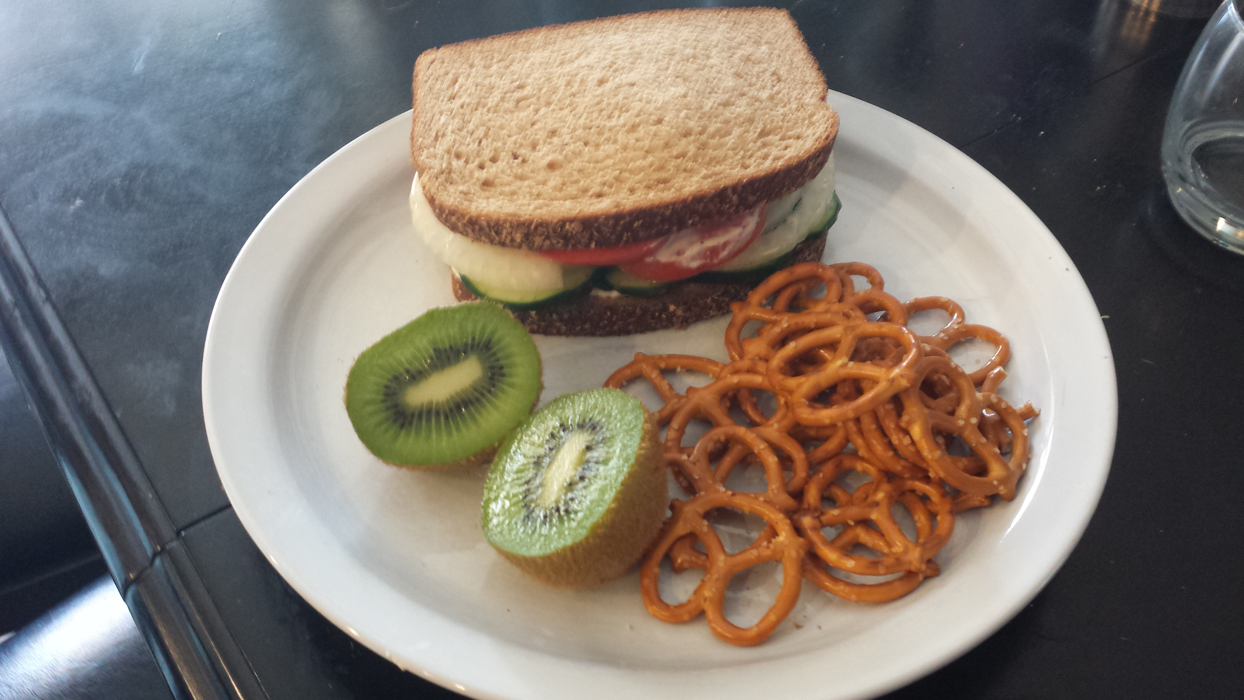 Spicy Cucumber Sandwich! | Fresh Nibbles