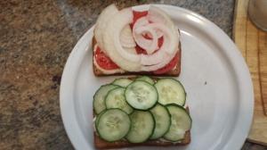 Final Cucumber Sandwich